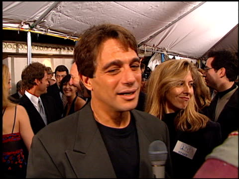 tony danza at the 'as good as it gets' premiere at the mann village theatre in westwood california on december 6 1997 - tony danza video stock e b–roll