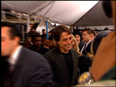 Tony Danza at the 'As Good As It Gets' Premiere at the Mann Village Theatre in Westwood California on December 6 1997