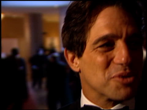 tony danza at the carousel of hope ball at the beverly hilton in beverly hills california on october 28 2000 - tony danza video stock e b–roll