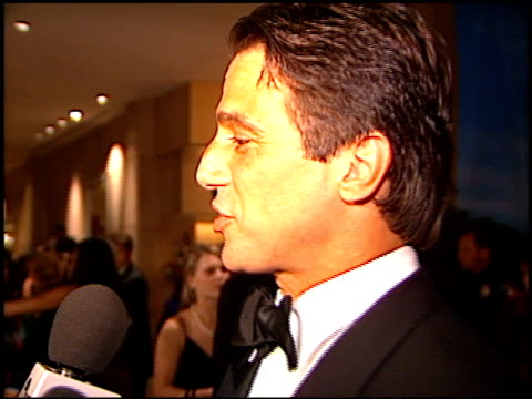 tony danza at the carousel of hope gala at the beverly hilton in beverly hills california on october 25 1996 - tony danza video stock e b–roll