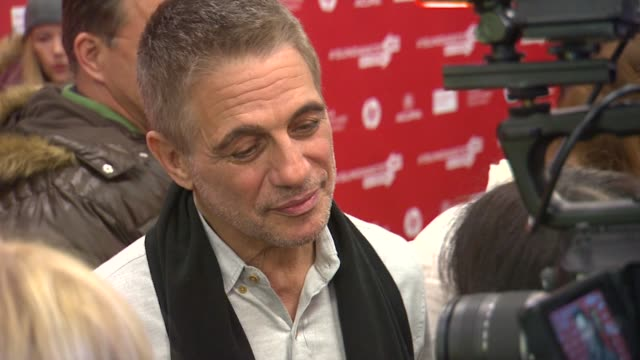 tony danza at the don jon's addiction premiere 2013 sundance film festival tony danza at the don jon's addiction premiere at eccles center theatre on... - tony danza video stock e b–roll