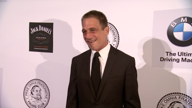 tony danza at the friars club testimonial dinner honoring don rickles at waldorf astoria hotel on june 24 2013 in new york new york - tony danza video stock e b–roll