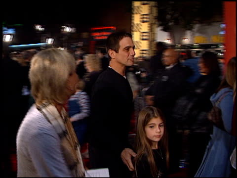 tony danza at the 'harry potter' premiere on november 14 2001 - tony danza video stock e b–roll