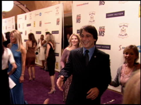 vídeos y material grabado en eventos de stock de tony danza at the race to erase at the westin century plaza hotel in century city, california on april 22, 2005. - race to erase ms