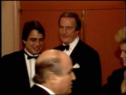 tony danza at the scopus award 1988 for jerry weintraub on january 17 1988 - tony danza video stock e b–roll