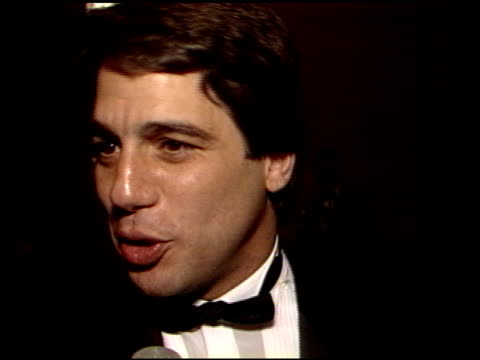 tony danza at the scopus award 1988 for jerry weintraub on january 17 1988 - tony danza stock videos and b-roll footage