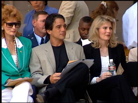 vídeos y material grabado en eventos de stock de tony danza at the tony danza taft high school awards at taft high school in los angeles california on june 20 1995 - tony danza