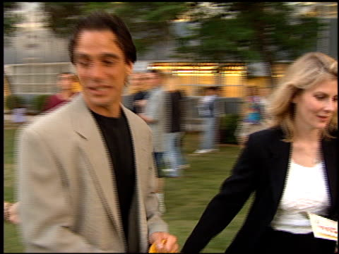 tony danza at the tony danza taft high school awards at taft high school in los angeles california on june 20 1995 - tony danza video stock e b–roll