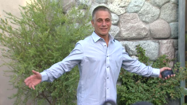 tony danza at the 'zookeeper' los angeles premiere at westwood ca - tony danza stock videos and b-roll footage