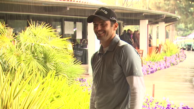 Tony Dovolani at 6th Annual George Lopez Celebrity Golf Classic MercedesBenz Dealer Championship on 5/6/13 in Los Angeles CA