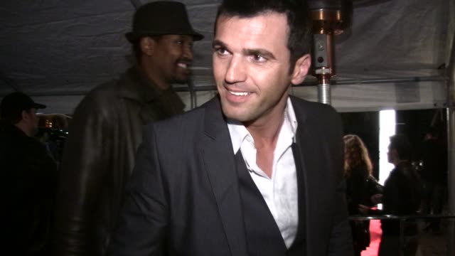 Tony Dovolani at Haute in West Hollywood at the Celebrity Sightings in Los Angeles at Hollywood CA