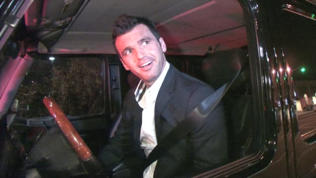 Tony Dovolani at STK in West Hollywood at the Celebrity Sightings in Los Angeles at Los Angeles CA