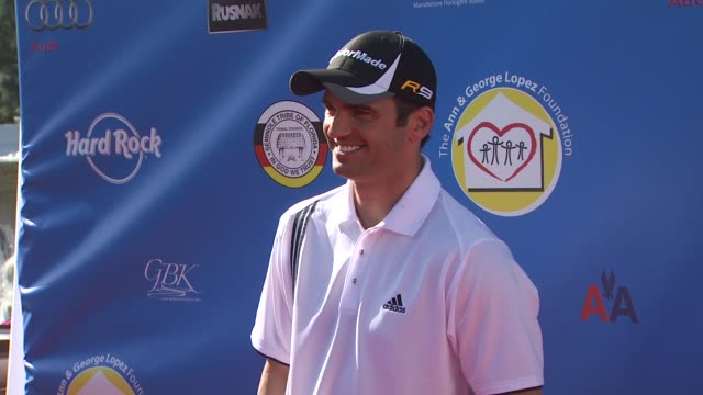 Tony Dovolani at the Third Annual George Lopez Celebrity Golf Classic 2010 Audi quattro Cup at Toluca Lake CA