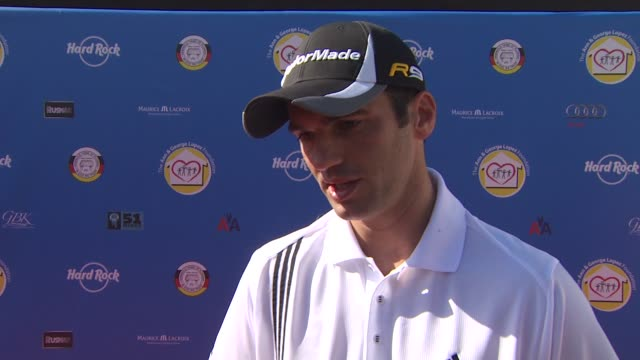 Tony Dovolani on being a part of the event and what he appreciates about George Lopez's philanthropic efforts at the Third Annual George Lopez...