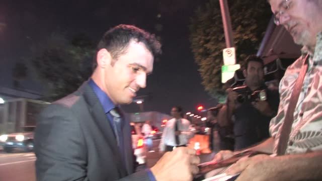 Tony Dovolani outside La Vida in Hollywood at the Celebrity Sightings in Los Angeles at Los Angeles CA
