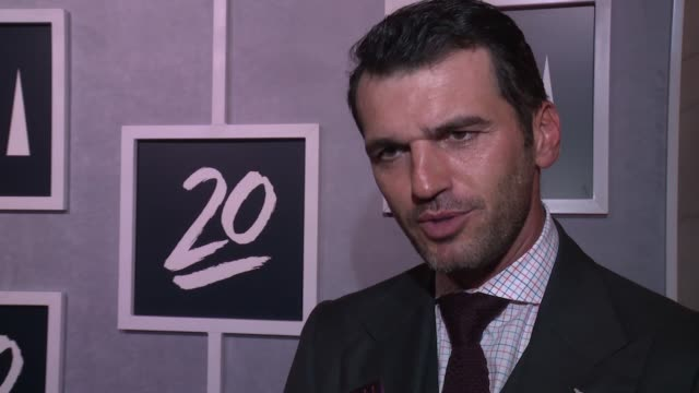 INTERVIEW – Tony Dovolani says Tiger has given back as his father Earl did through education area at Tiger Woods Foundation Event at New York Public...