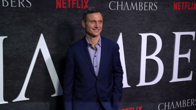 Tony Goldwyn at the Netflix 'Chambers' Premiere
