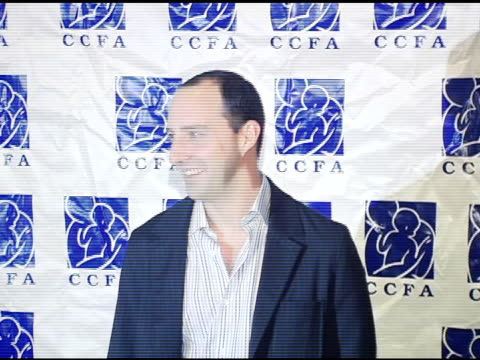 Tony Hale at the 6th Annual Lullabies and Luxuries Luncheon and Fashion Show to Benefit Caring For Children and Families With AIDS at the Regent...