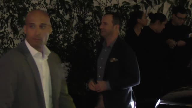Tony Hale at the Audi Emmy Party in Hollywood in Celebrity Sightings in Los Angeles