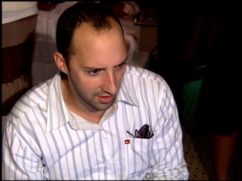 tony hale at the xbox 360 at the extra emmy lounge at the le merridien hotel in beverly hills california on september 15 2005 - xbox stock videos & royalty-free footage