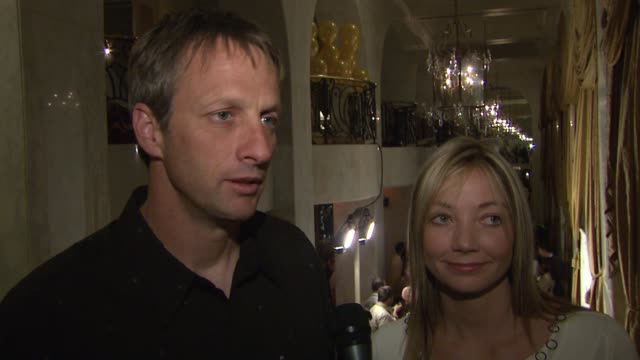 Tony Hawk on the importance of being at the event what Phase One does as a charity what he donated to the auction and what he will bid on at the...