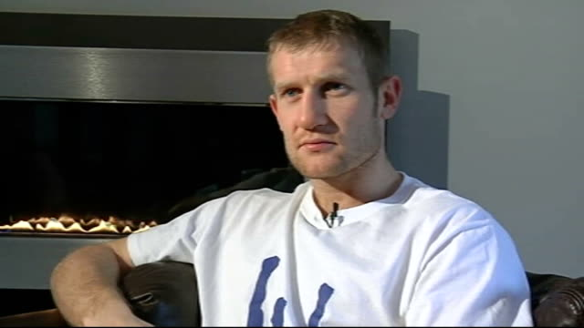 Sunderland INT Tony Jeffries interview SOT His life has changed since winning Olympic bronze medal / People recognise him in street