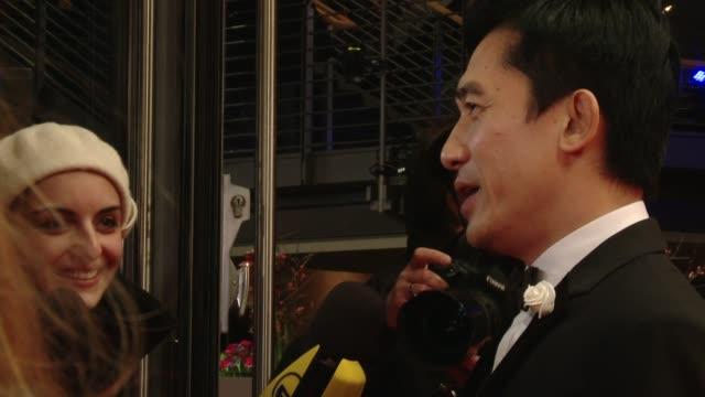 Tony Leung Chiu Wai at 'The Grandmaster' Premiere 63rd Berlinale International Film Festival Tony Leung Chiu Wai at 'The Grandmaster' Premiere at...