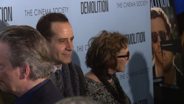 Tony Shalhoub at Demolition New York Special Screening Presented By Fox Searchlight at SVA Theatre on March 21 2016 in New York City
