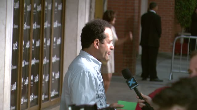 Tony Shalhoub at the '1408' World Premiere at the National Theater in Westwood California on June 12 2007