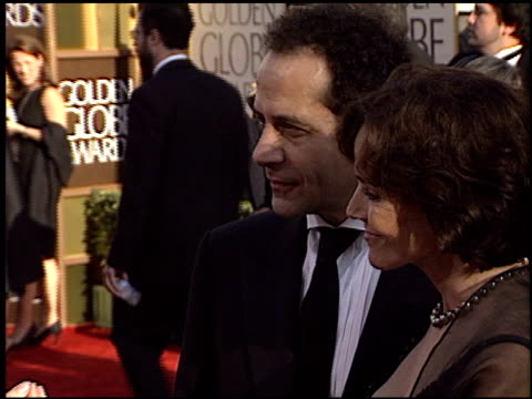 Tony Shalhoub at the 2003 Golden Globe Awards at the Beverly Hilton in Beverly Hills California on January 19 2003