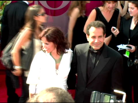 Tony Shalhoub at the 2005 Emmy Awards at the Shrine Auditorium in Los Angeles California on September 18 2005