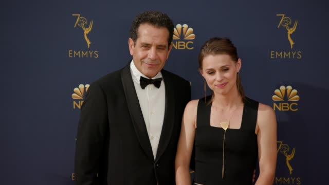 Tony Shalhoub at the 70th Emmy Awards Arrivals at Microsoft Theater on September 17 2018 in Los Angeles California