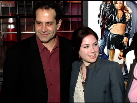 Tony Shalhoub at the 'Be Cool' Los Angeles Premiere at Grauman's Chinese Theatre in Hollywood California on February 14 2005