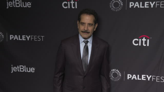 Tony Shalhoub at the Paley Fest The Marvelous Mrs Maisel at Dolby Theatre on March 15 2019 in Hollywood California