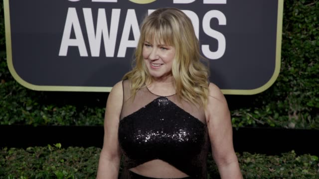Tonya Harding at the 75th Annual Golden Globe Awards at The Beverly Hilton Hotel on January 07 2018 in Beverly Hills California