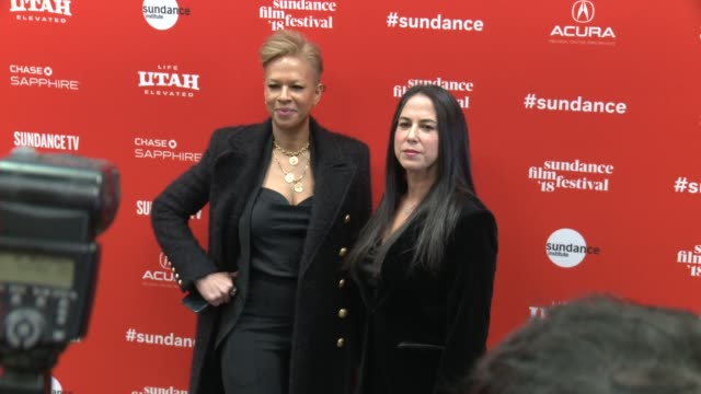 Tonya Lewis Lee and Nikki Silver at the 'Monster' World Premiere 2018 Sundance Film Festival at Eccles Center Theatre on January 22 2018 in Park City...