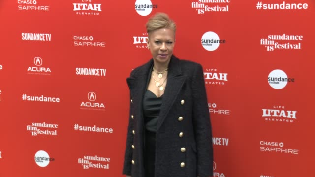 Tonya Lewis Lee at the 'Monster' World Premiere 2018 Sundance Film Festival at Eccles Center Theatre on January 22 2018 in Park City Utah