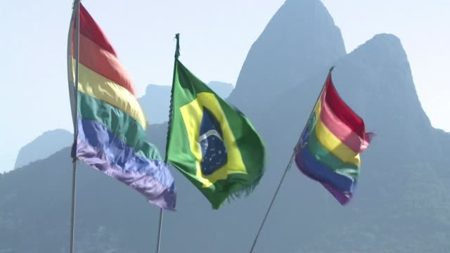 A top judicial panel cleared the way for same sex marriage in Brazil Tuesday ruling that gay couples could not be denied marriage licenses CLEAN...