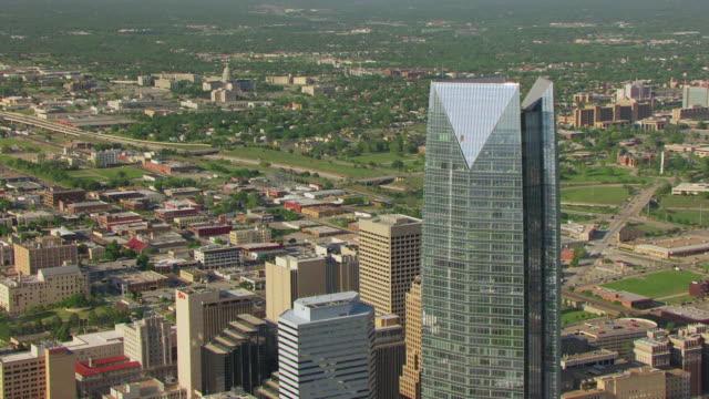 WS AERIAL ZI TD Top of Devon Tower / Oklahoma City, Oklahoma, United States