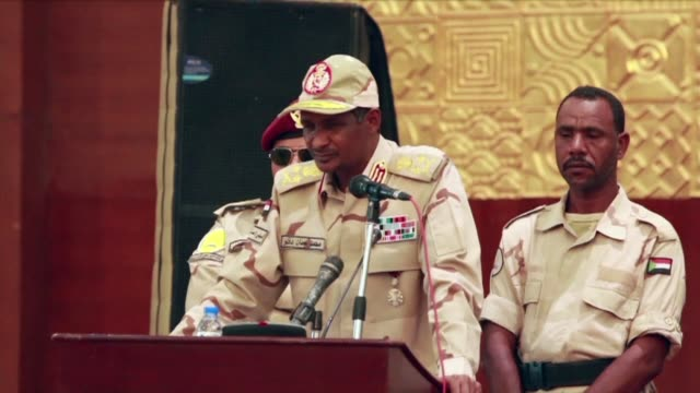 SDN: Sudan general vows gallows for perpetrators of crackdown