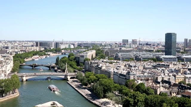 VDO : Top view in Paris