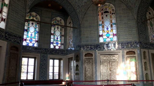 topkapi palace, istanbul, turkey - topkapi palace stock videos and b-roll footage