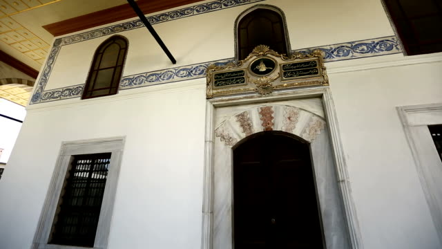 topkapi palace - topkapi palace stock videos and b-roll footage