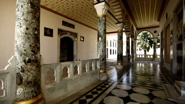 topkapi palace - marble rock stock videos and b-roll footage