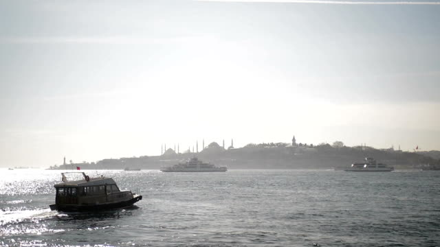topkapi palace,blue mosque and hagia sophia in istanbul,turkey - topkapi palace stock videos and b-roll footage