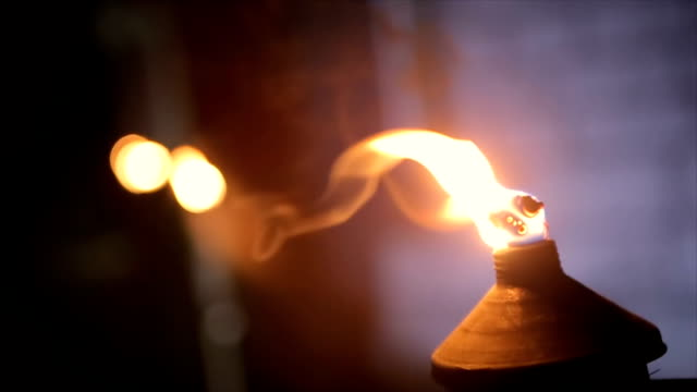 torch,close up - flaming torch stock videos & royalty-free footage