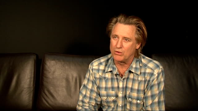 'torchwood cast interviews bill pullman interview sot following for science fiction on this not being the last you see of his character idea of a... - science fiction film stock videos & royalty-free footage
