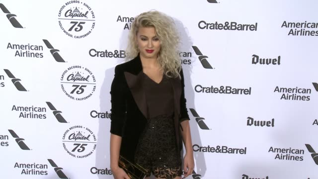Tori Kelly at Capitol Records Celebrates 75th Anniversary With Hollywood Gala on November 15 2016 in Hollywood California