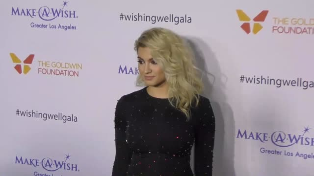Tori Kelly at the 4th Annual Wishing Well Winter Gala Presented By MakeAWish Greater Los Angeles at Hollywood Palladium on December 07 2016 in Los...