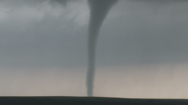Tornado Rapidly Forms & Touches Down In Texas